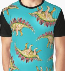 My friend Stegosaurus Graphic T-Shirt