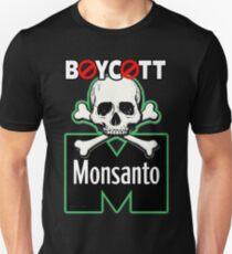 Boycott Monsanto Unisex T-Shirt
