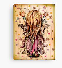 Bramble Rainbowtree Canvas Print