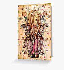 Bramble Rainbowtree Greeting Card