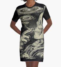 Winya No. 31 Graphic T-Shirt Dress