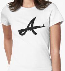 Atlanta AK 47 Women's Fitted T-Shirt