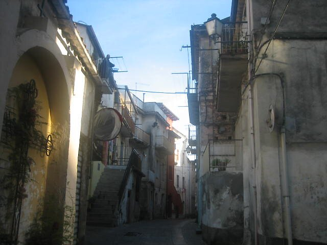 The streets in Calabria- Italy 2 by Marichelle