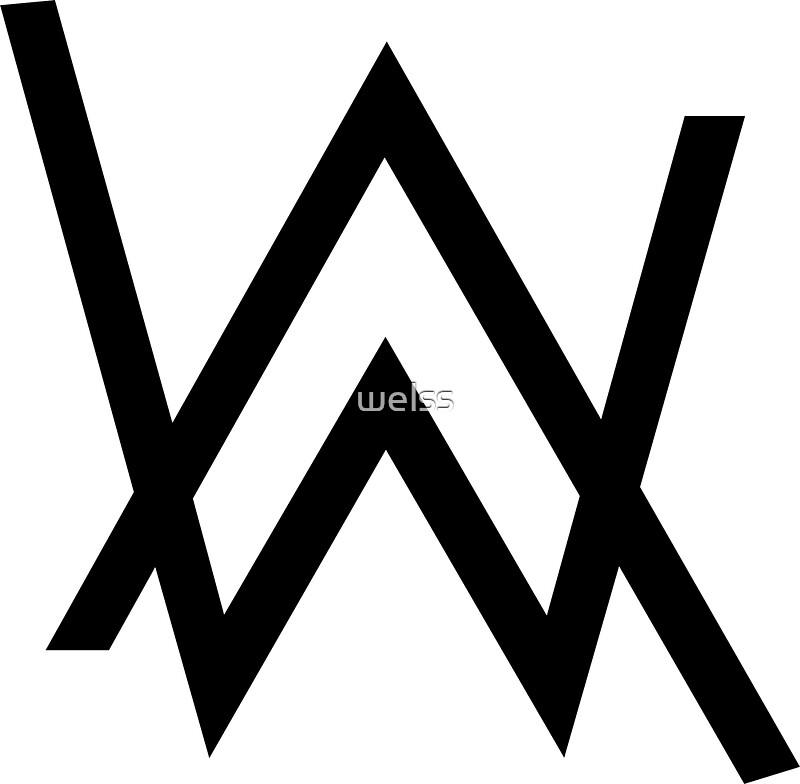 Alan Walker Song: Stickers   Redbubble