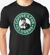 Coffee's for Closers Parody T-Shirt