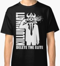 Delete The Elite Classic T-Shirt