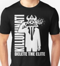 Delete The Elite Unisex T-Shirt
