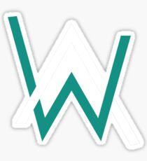 Alan Walker Sticker