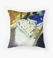 A Cure, Or a Fortune? Throw Pillow