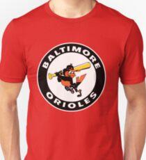 BALTIMORE ORIOLES 3 Unisex T-Shirt
