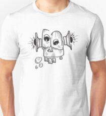 The Loudspeaker Guy - Custom Drawing T-Shirt
