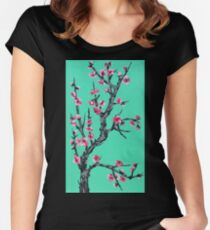 Arizona Blossom Women's Fitted Scoop T-Shirt