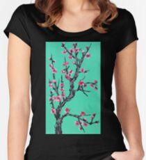 Arizona Blossom Women's Fitted Scoop T-Shirt