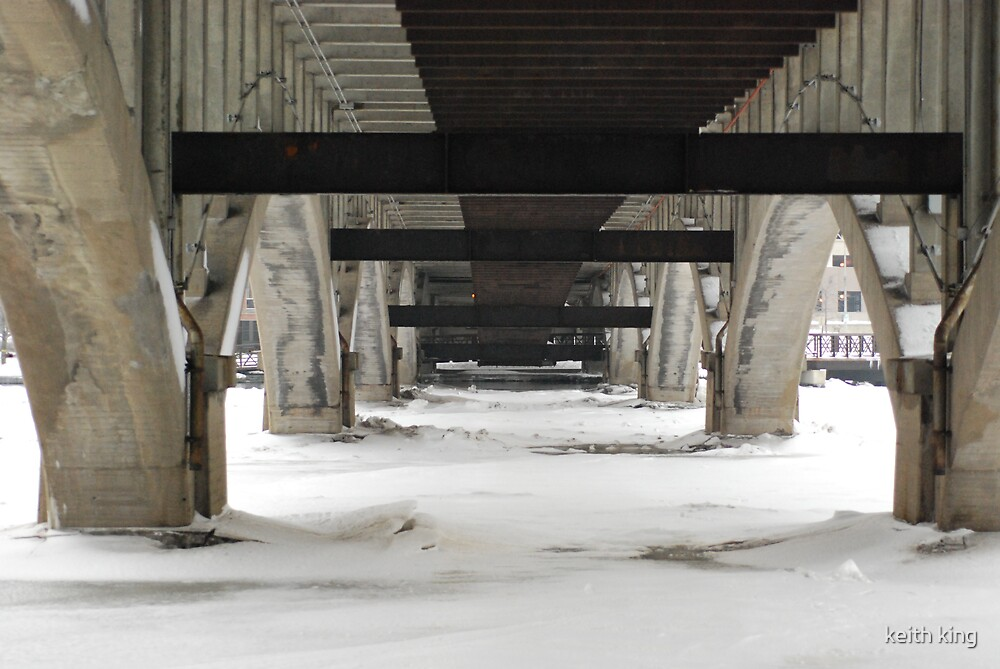 Under The Bridge DownTown by keith king