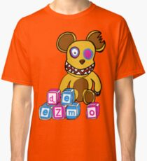 Crazy Nursery Bear Classic T-Shirt
