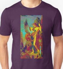 Oedipus and spinx Unisex T-Shirt