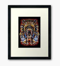 Winya No.5 Framed Print