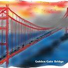 Golden Gate Bridge by David Fraser