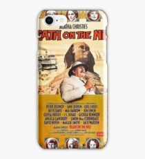 Death On THe Nile Pyramide iPhone Case/Skin
