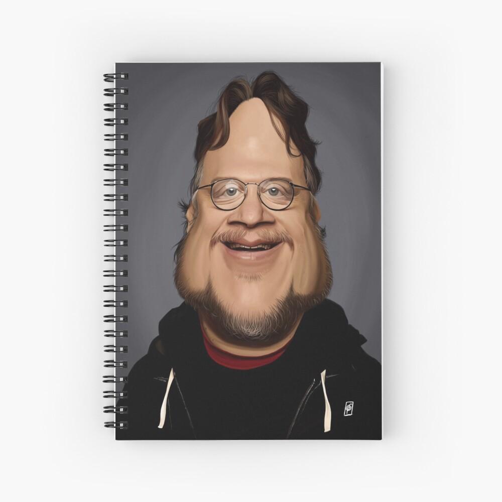 Guillermo del Toro Cuaderno de espiral