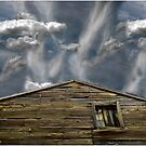 Top of the Barn by Wayne King