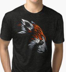 Tribal Red Panda Tri-blend T-Shirt