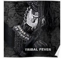 Tribal Fever - Poster by Glen Allison