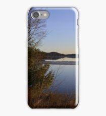 Ice Island Lake of Bays Ontario iPhone Case/Skin