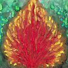 Flame by Wojtek Kowalski