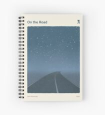 Jack Kerouac - On the Road Spiral Notebook