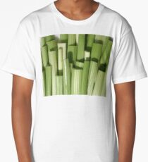 Green Scape Long T-Shirt