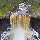 Wannon Falls by Travis Easton
