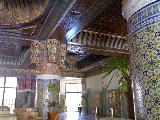 mirage hotel in Morocco by chord0