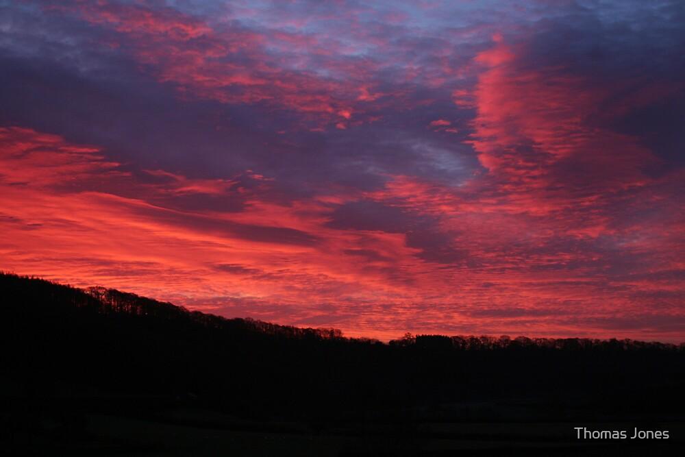 Mornings rock by Thomas Jones