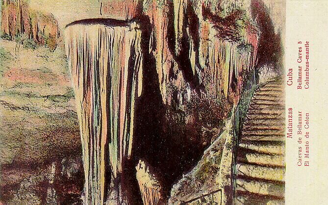 Bellamar Caves, Cuba by chord0