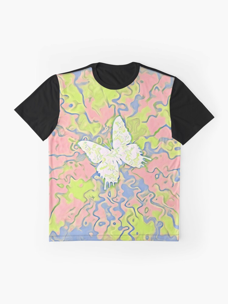Alternate view of Butterfly Graphic T-Shirt