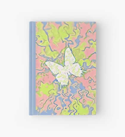 Butterfly Hardcover Journal