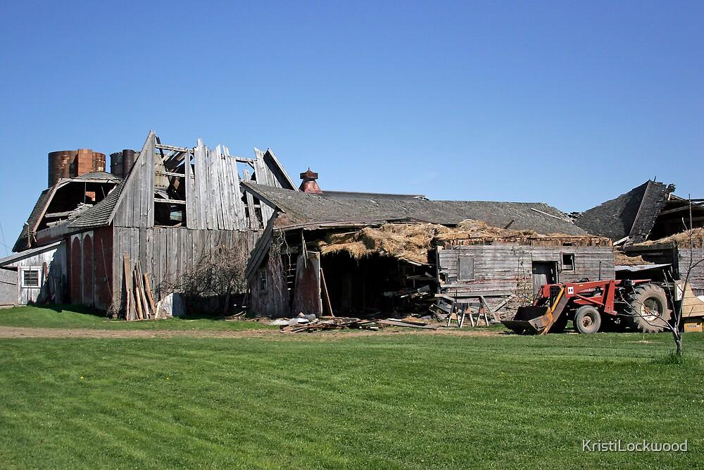 Abandoned Barn by Kristi Lockwood