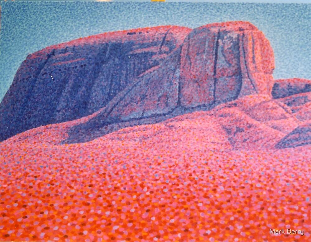 Mt.Olga by Mark Berry