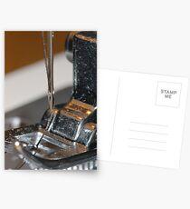 Sewing machine Needle Postcards