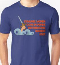 Strange Women Lying in Ponds Distirbuting swords 2020 Unisex T-Shirt