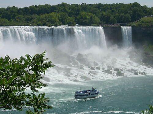 Niagara Falls, Usa by chord0