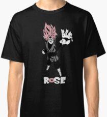 Black Goku Rose Classic T-Shirt