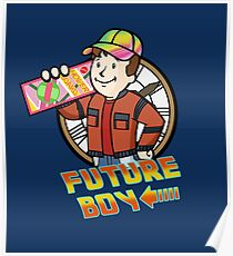Future Boy Poster