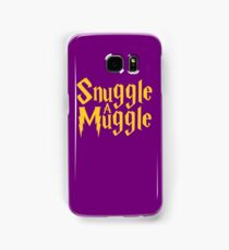 Snuggle Wizzard Samsung Galaxy Case/Skin