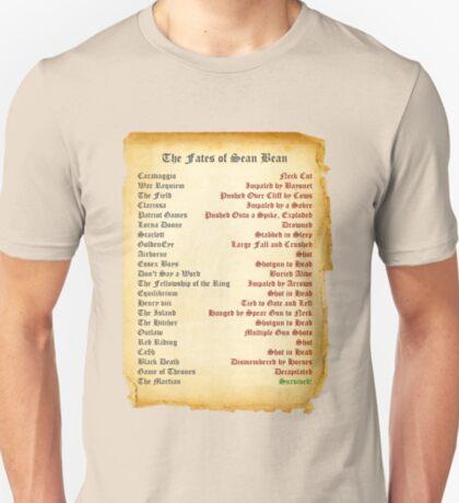 The Fates of Sean T-Shirt