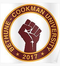 BETHUNE-COOKMAN UNIVERSITY CLASS OF 2017 Poster
