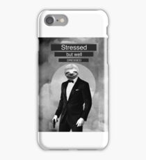 Gentleman iPhone Case/Skin