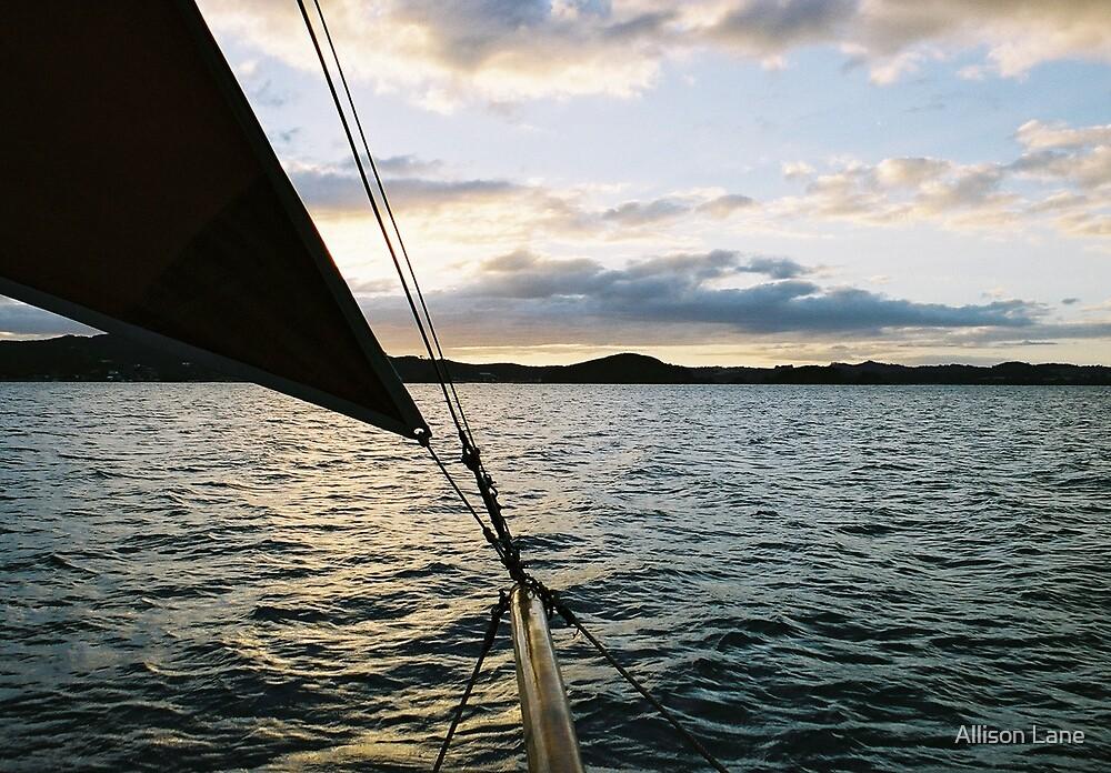 Sail On by Allison Lane