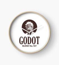 Godot - Blend No. 107 Clock
